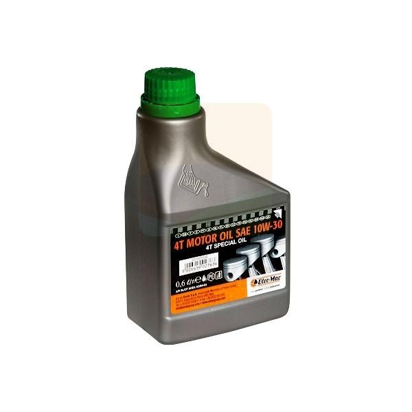 Λάδι Oleo-Mac SAE 10W-30, για τετράχρονους κινητήρες - 600ml