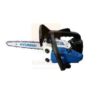 Αλυσοπρίονο Κλαδευτικό Βενζίνης Hyundai HCS 2500 GCV