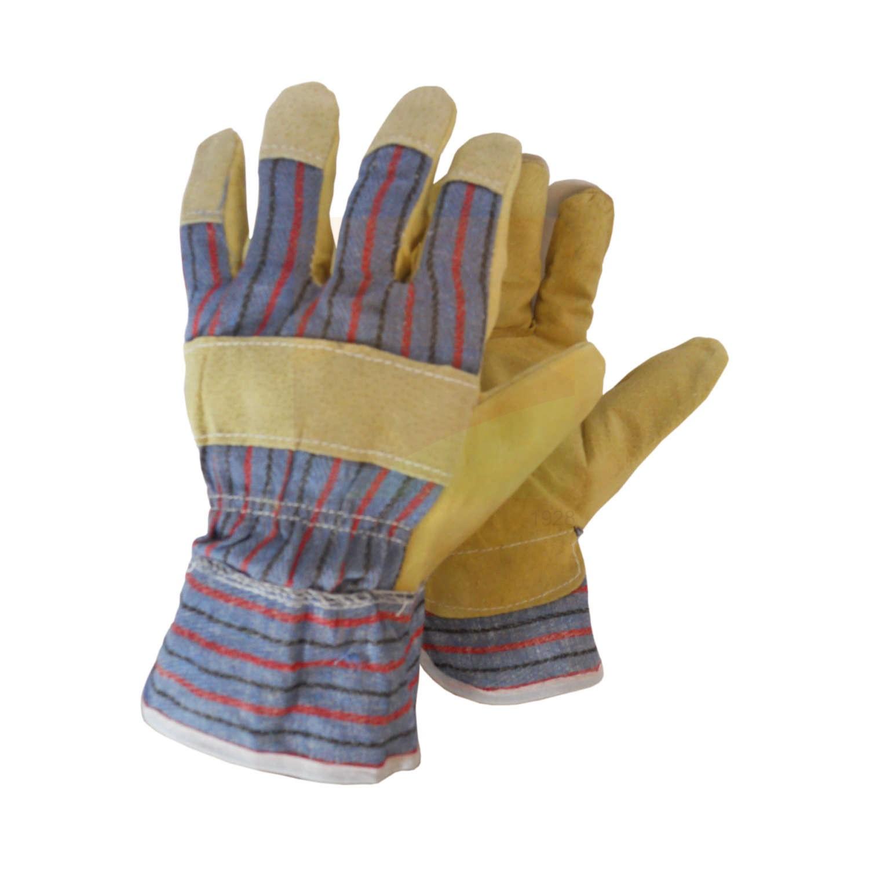 Γάντια δερματοπάνινα PBSA