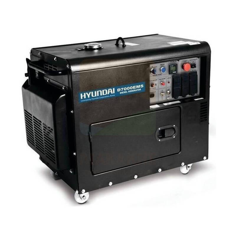 Hyundai D7000EMS