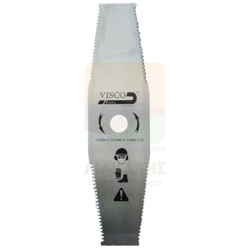ΔΙΘ-009 Δίσκος ΘΑΜΝ-ΚΩΝ 355Χ25.4Χ1.6-2Δ. Πριονωτός