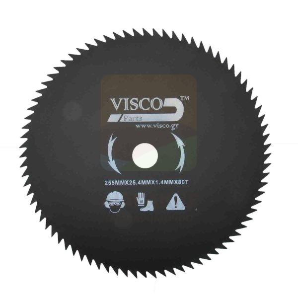 ΔΙΘ-014 Δίσκος ΘΑΜΝ-ΚΩΝ 25.5Χ25.4Χ1.4-80Δ. Πριονωτός