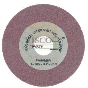 ΕΡΑ-010 Δίσκος Τροχιστικού Ψιλός(105Χ3.2Χ22.3)