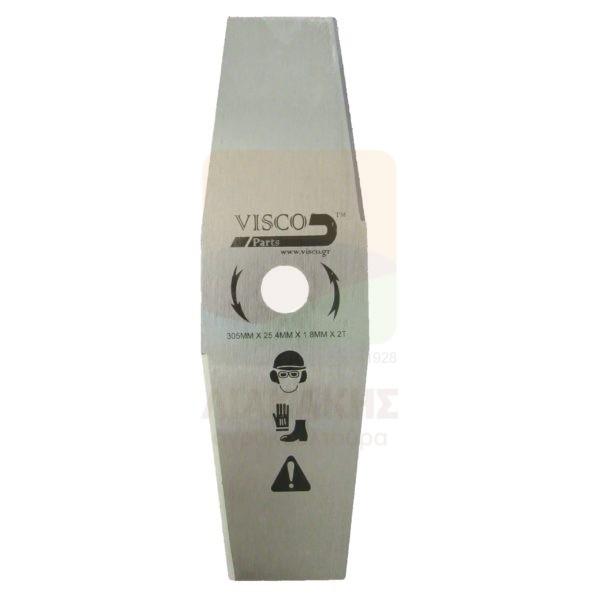 ΔΙΘ-006 Δίσκος ΘΑΜΝΚΩΝ 305Χ25.4Χ1.8-2Δ. Ρόμβος