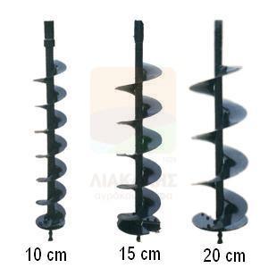 Αρίδες 80cm για τρυπάνι GreenLion