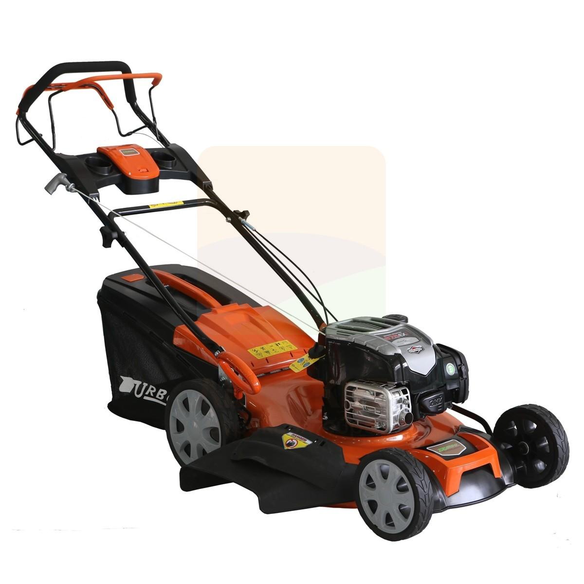 Χλοοκοπτικό μηχάνημα βενζίνης 139cc GREENLION KG46