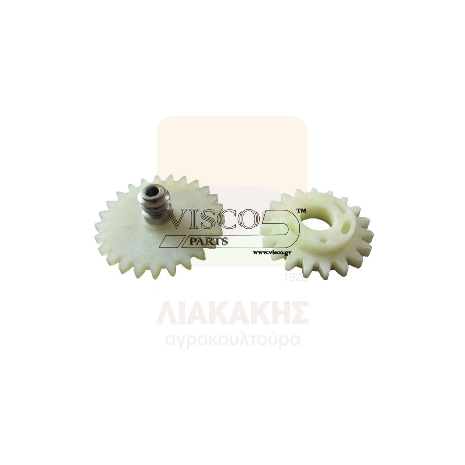 ΓΛΠ-004 Γρανάζι Λαδιού Πλαστικό STIHL 030-031-032