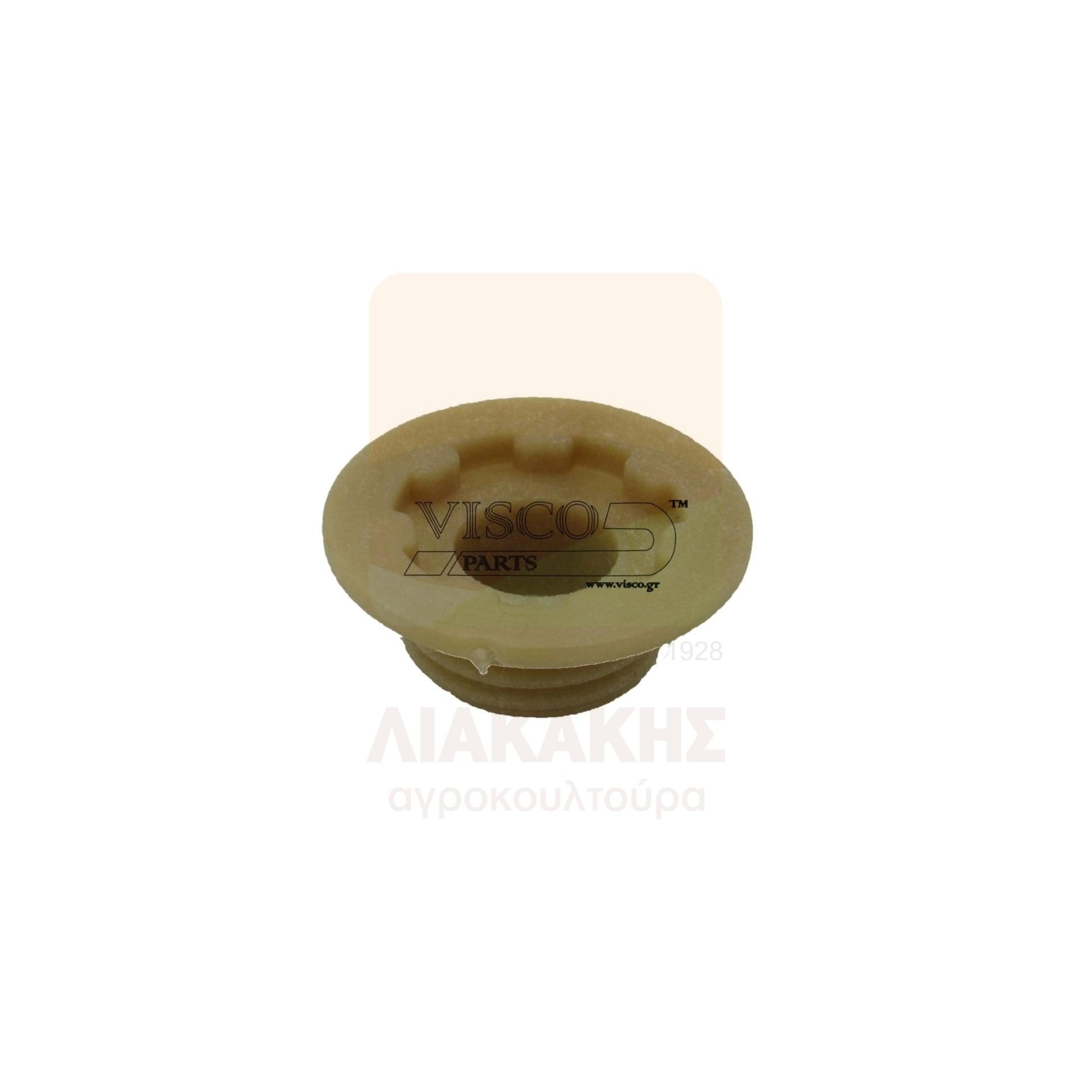 ΓΛΠ-011 Γρανάζι Λαδιού Πλαστικό HUSQVARNA 340-345-350 Ν.Μ.