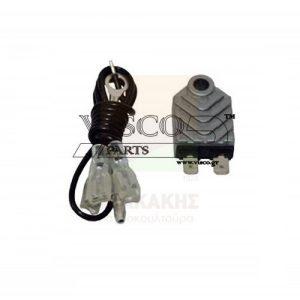 ΗΛΕ-070 CHIP Μετατροπής Πλατίνας Με Δύο Καλώδιο