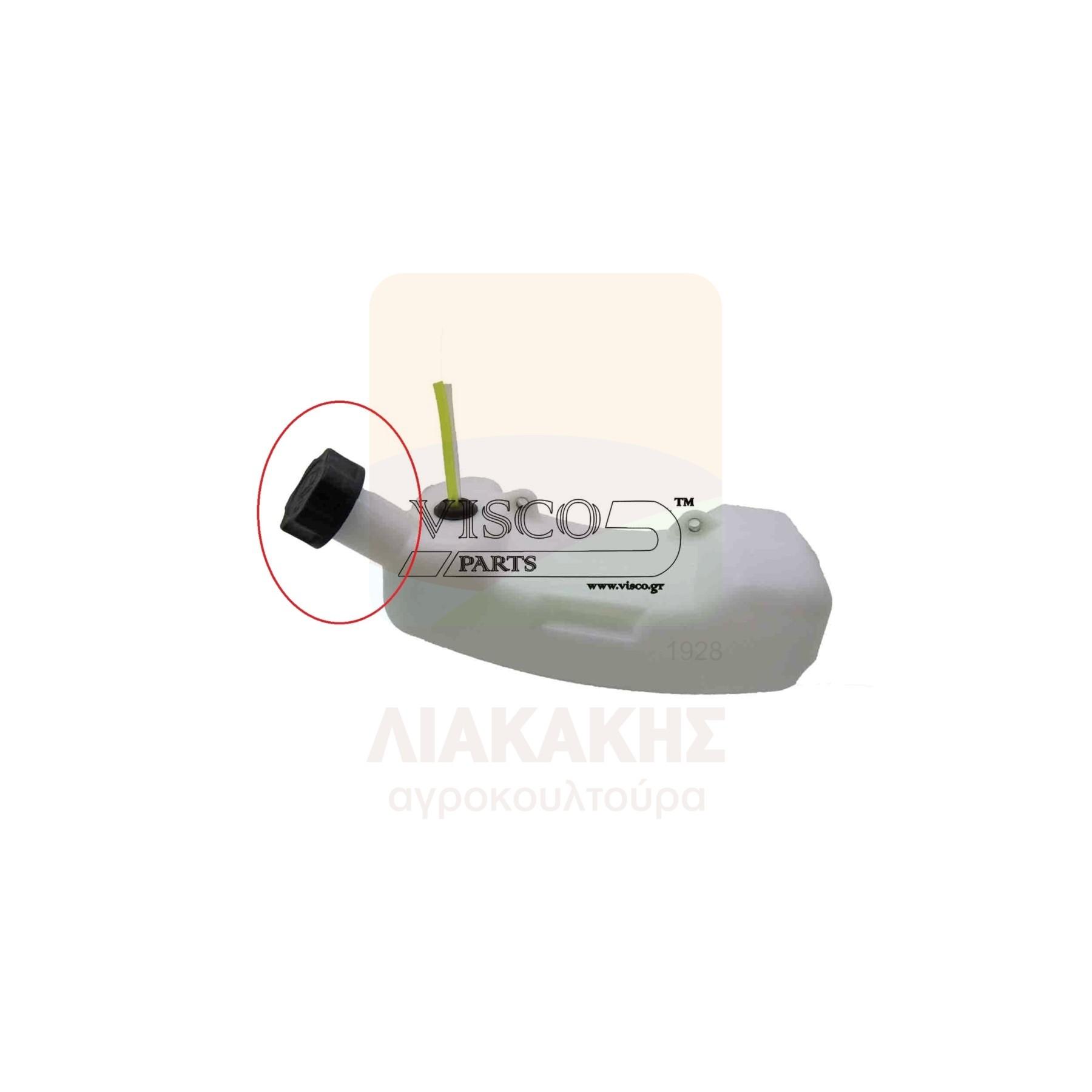 ΔΚΘ-023 Δοχείο Καυσίμου CRAFTOP NOVA BG-CG 430-520
