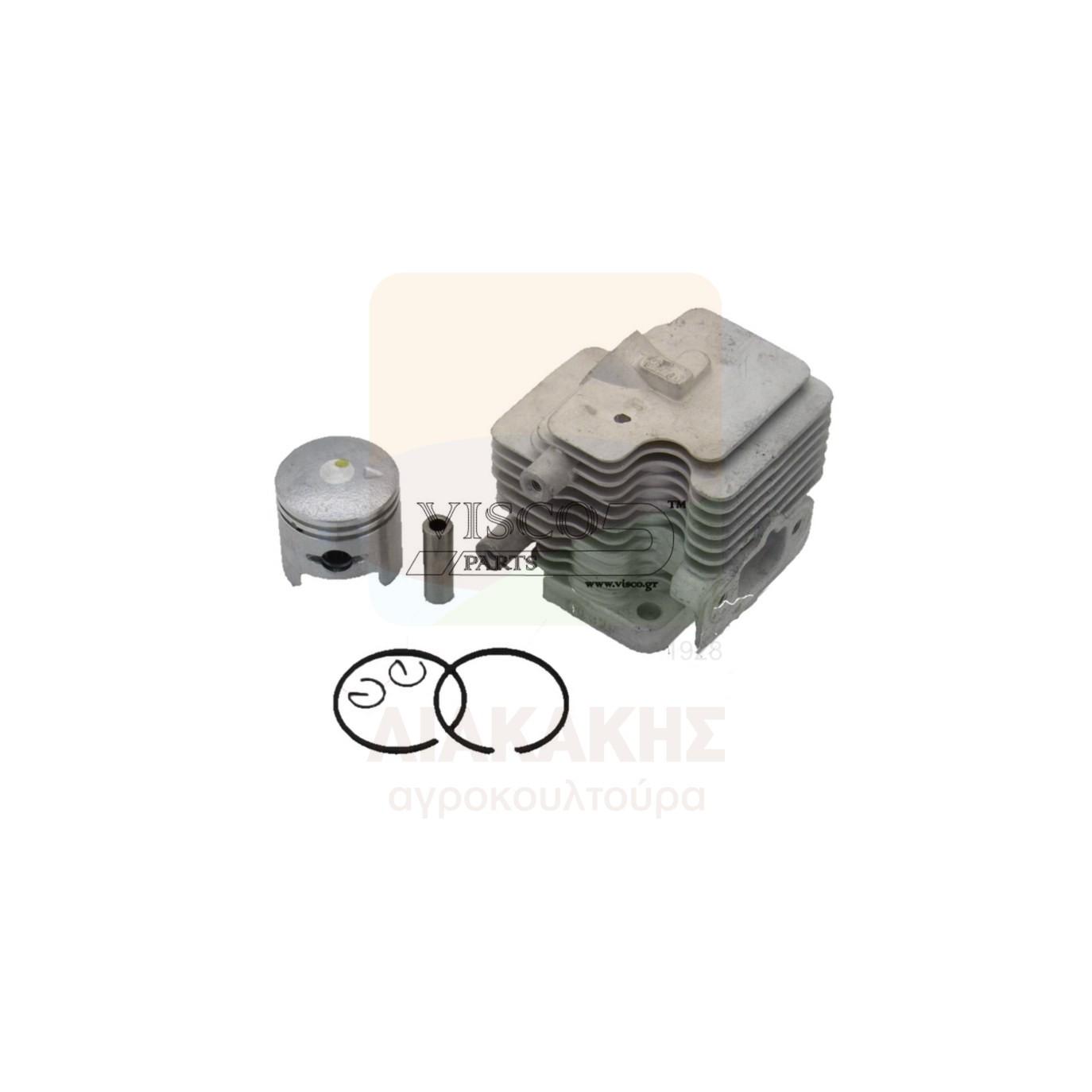 ΚΥΠ-88 Κυλινδροπίστονο ΖΕΝΟΑΗ ΗΤ 2300 (32MM)
