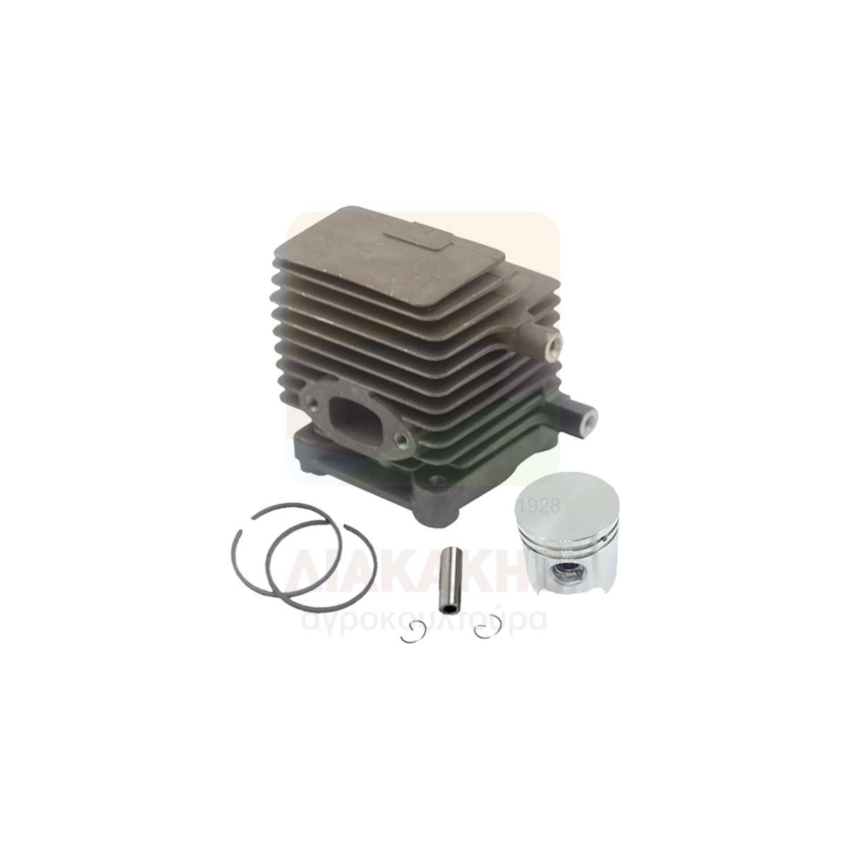 Κυλινδροπίστονο Ø34mm για αλυσοπρίονα Jonsered 2150 - Stihl HT 70-75 - FS 80-85