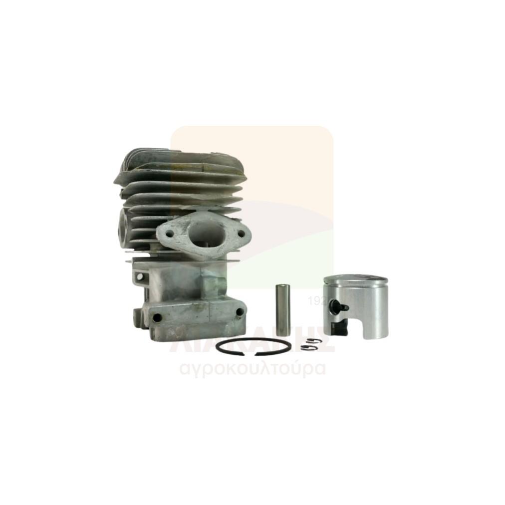 Κυλινδροπίστονο Ø34mm για αλυσοπρίονα Oleo-Mac 925-GS260-Efco 125 - Husqvarna T425 - AMA TH25
