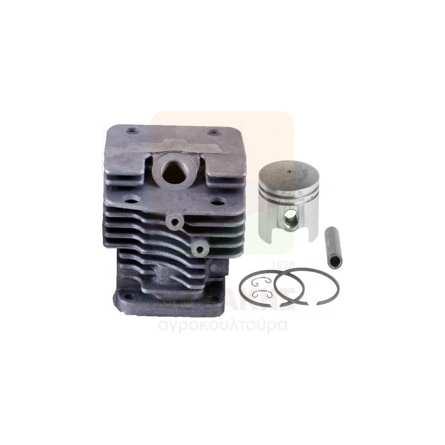 Κυλινδροπίστονο Ø37mm Original για αλυσοπρίονα Echo CS 302