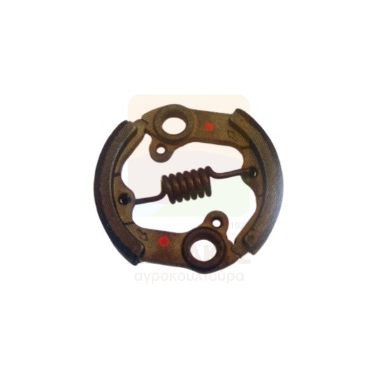 Συμπλέκτης για θαμνοκοπτικά Zenoah CZ 45-50 - BCZ 4500-5000 - Shibaura CS 45-57