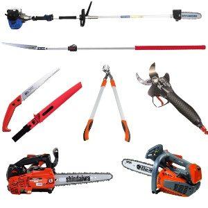 Μηχανήματα και εργαλεία κλαδέματος