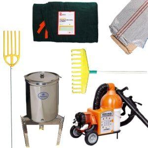 Προϊόντα συλλογής και αποθήκευσης ελιας