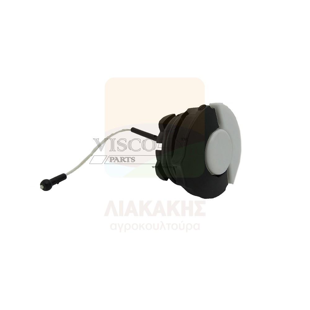 Τάπα Καυσίμου & Λαδιού για STIHL 020T-MS 880, BG 45-85 & FS 240-460