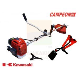 Θαμνοκοπτικό βενζίνης CAMPEON LH800 & KAWASAKI TJ53E (2.7 hp)