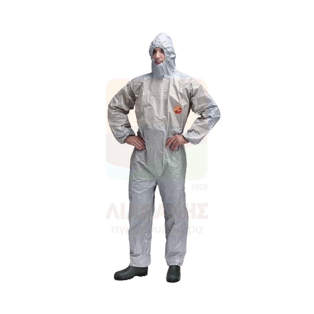 Φόρμα χημικής προστασίας TYCHEM F (6000 F grey)