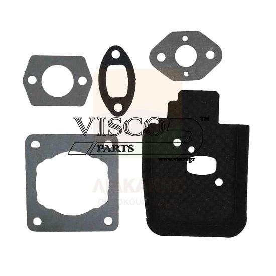 Σετ φλάντζες για θαμνοκοπτικά STIHL FS 38-45-46-55R Visco