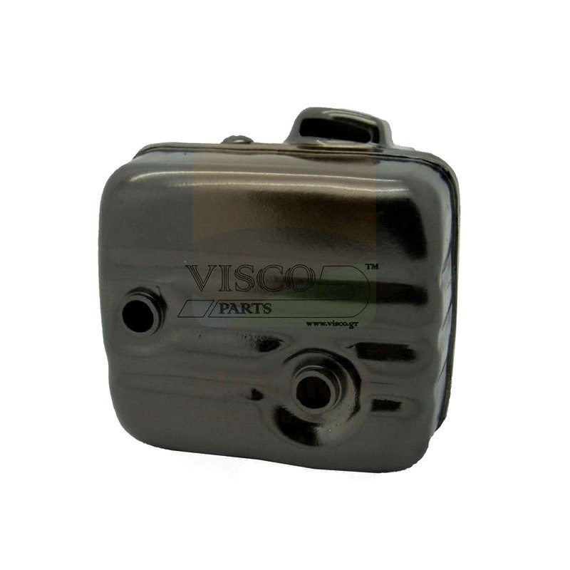Εξάτμιση για HUSQVARNA 340-345-346XP-350-351-353/ JONSERED 2141-2145-2147-2150-2151 | Visco
