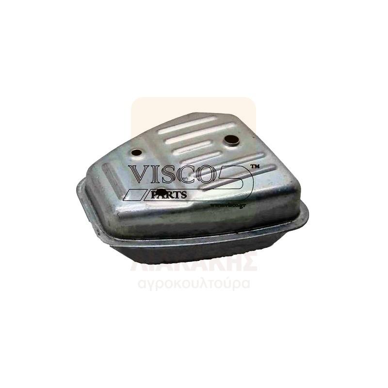 Εξάτμιση για OLEO-MAC 722-725-726 - Sparta 25-26-250/ EFCO 8220-8250-8260 - Stark 250-2500 | Visco